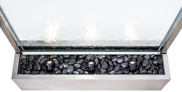 cascata-glass-single